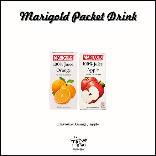 Marigold Packet Drink | Chilled | The Old Skool SG