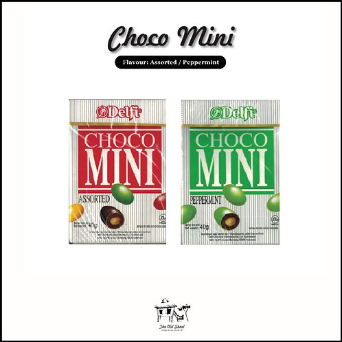 Choco Mini | Chocolate | The Old Skool SG