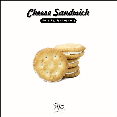 Cheese Sandwich | Biscuit | The Old Skool SG