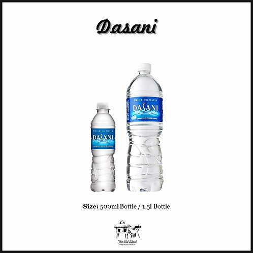 Dasani | Chilled | The Old Skool SG
