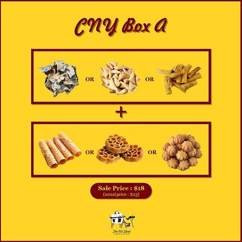CNY Box A | CNY Snacks | The Old Skool SG