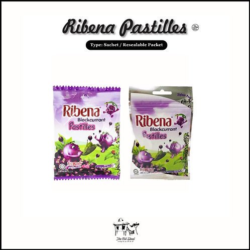 Ribena Pastilles | Candy | The Old Skool SG