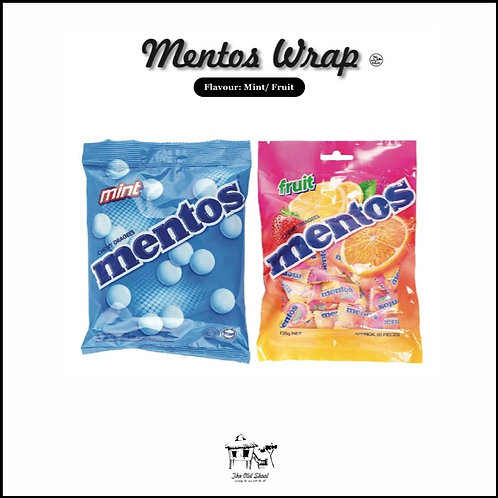 Mentos Wrap | Candy | The Old Skool SG