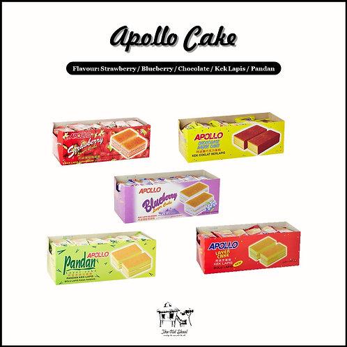 Apollo Cake | Chocolate | The Old Skool SG