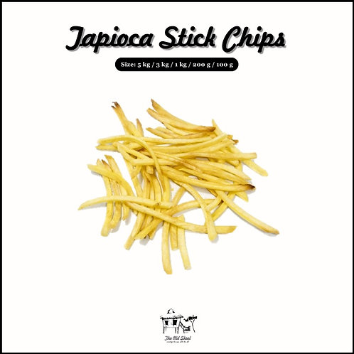 Tapioca Stick Chips | Cracker | The Old Skool SG