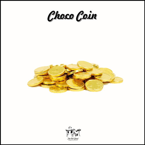 Choco Coin | Chocolate | The Old Skool SG