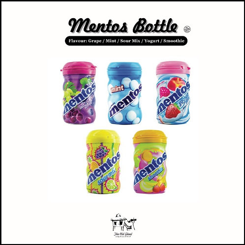 Mentos Bottle | Candy | The Old Skool SG