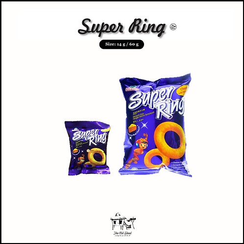Super Ring | Cracker | The Old Skool SG