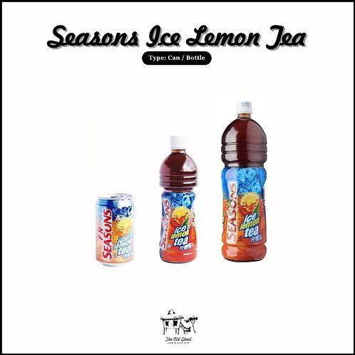 Seasons Ice Lemon Tea | Beverage | The Old Skool SG