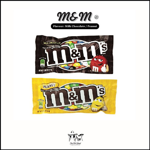 M&M | Chocolate | The Old Skool SG