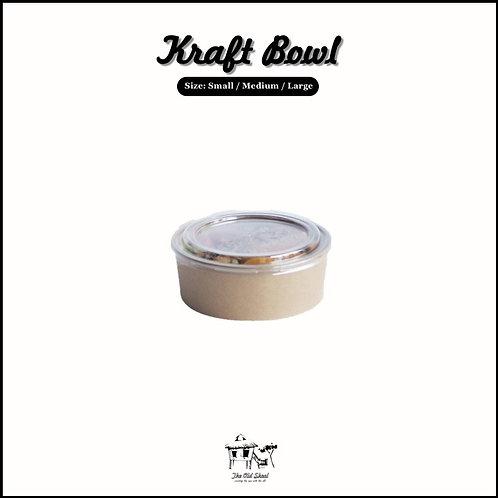Kraft Bowl | Packaging | The Old Skool SG