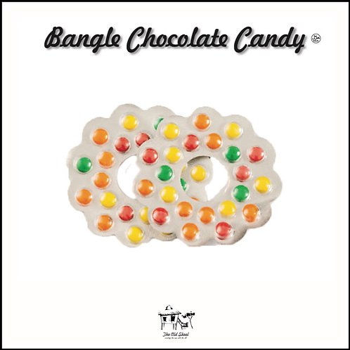 Bangle Chocolate Candy | Chocolate | The Old Skool SG