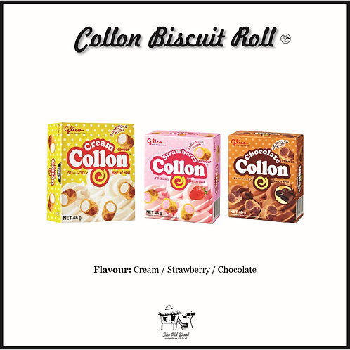 Collon Biscuit Roll    Biscuit   The Old Skool SG