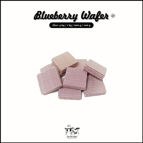 Blueberry Wafer | Biscuit | The Old Skool SG