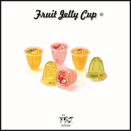 Fruit Jelly Cup | Beverage | The Old Skool SG