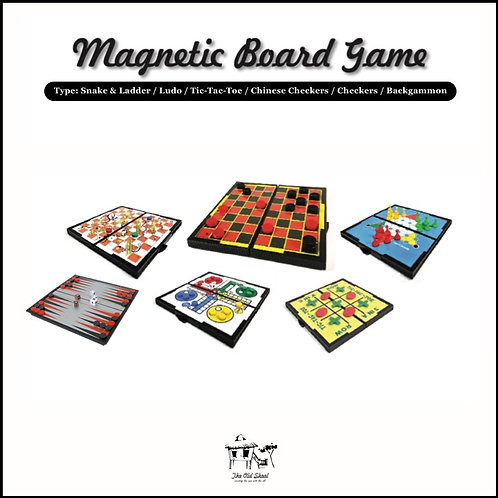 Magnetic Board Game | Toys | The Old Skool SG