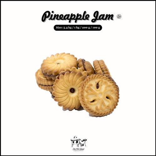 Pineapple Jam | Biscuit | The Old Skool SG