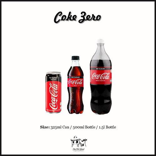 Coke Zero   Chilled   The Old Skool SG