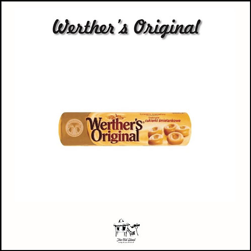 Werther's Original | Chocolate | The Old Skool SG