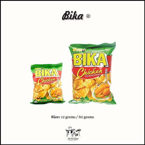Bika | Cracker | The Old Skool SG