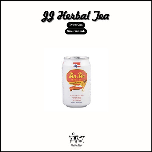 JJ Herbal Tea | Beverage | The Old Skool SG