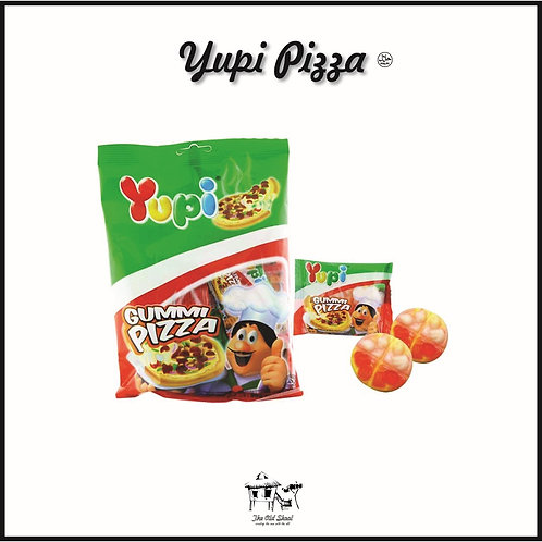 Yupi Pizza   Candy   The Old Skool SG