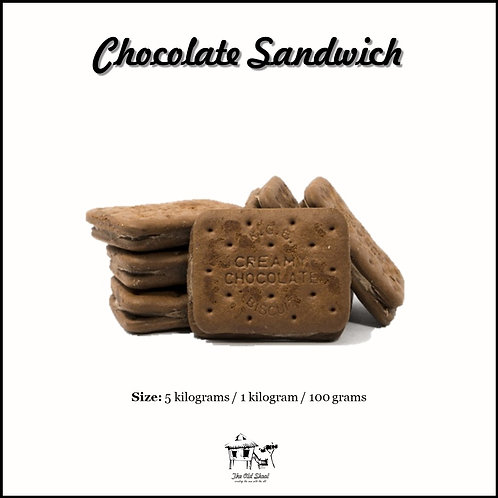 Chocolate Sandwich | Biscuit | The Old Skool SG