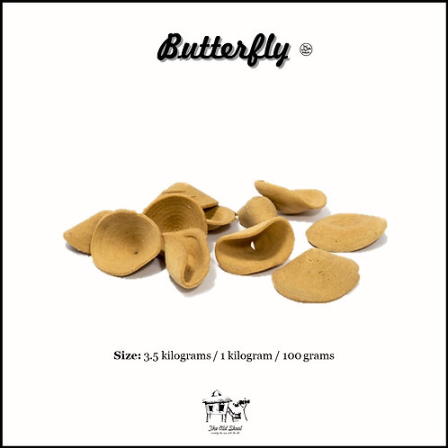 Butterfly | Biscuit | The Old Skool SG