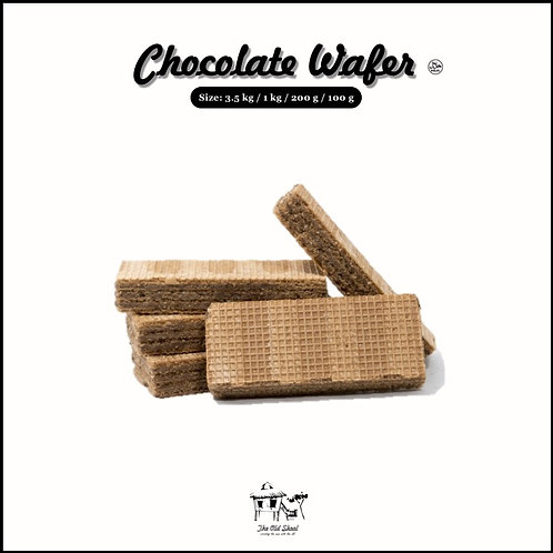 Chocolate Wafer | Biscuit | The Old Skool SG
