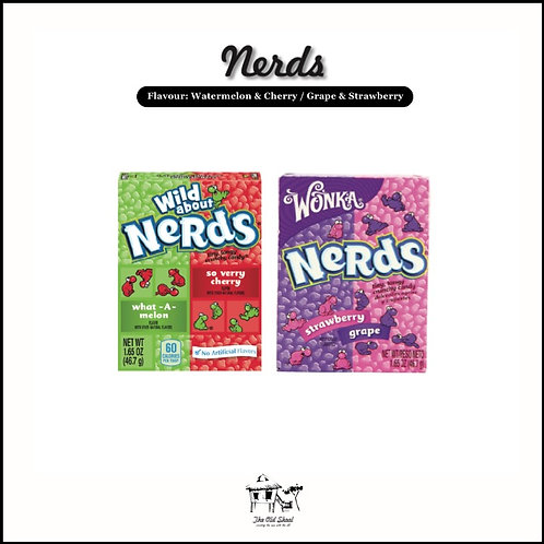 Nerds | Candy | The Old Skool SG