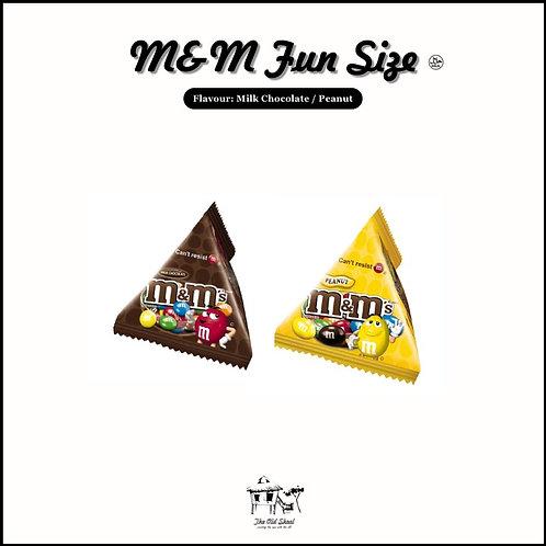 M&M Fun Size | Chocolate | The Old Skool SG