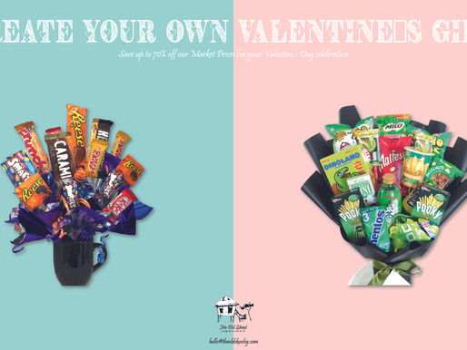 #TheOldSkoolCELEBRATE | Forgot your Valentine's gift?