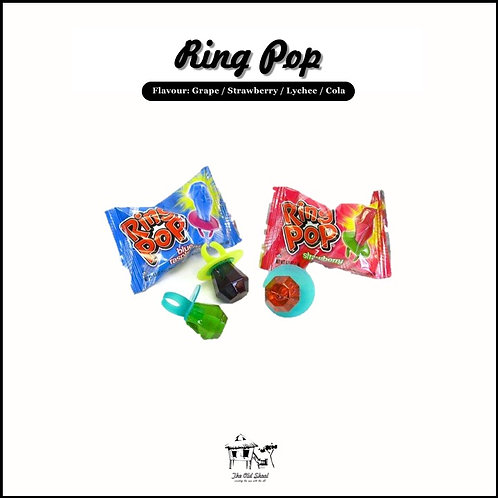 Ring Pop | Candy | The Old Skool SG
