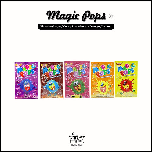 Magic Pops | Candy | The Old Skool SG