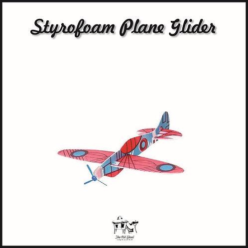 Styrofoam Plane Glider | Toys | The Old Skool SG