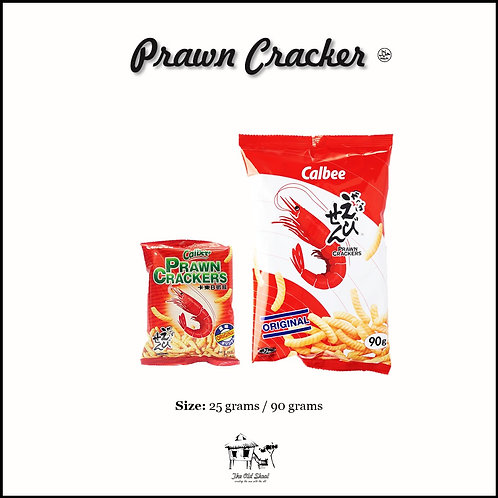 Prawn Cracker | Cracker | The Old Skool SG