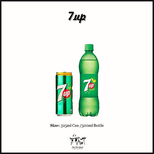 7up | Chilled | The Old Skool SG
