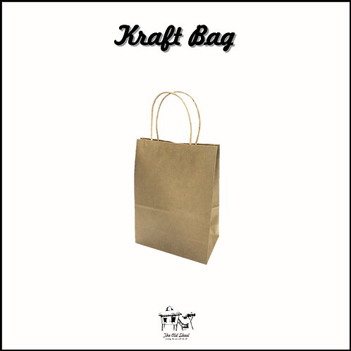 Kraft Bag | Packaging | The Old Skool SG