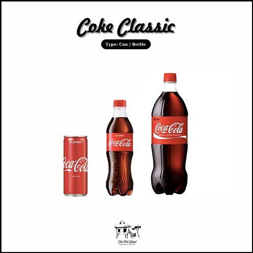 Coke | Beverage | The Old Skool SG