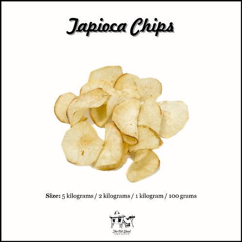 Tapioca Chips | Cracker | The Old Skool SG