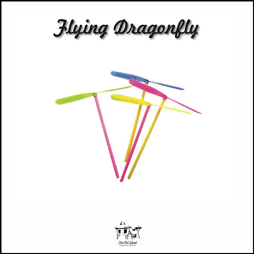 Flying Dragonfly | Toys | The Old Skool SG