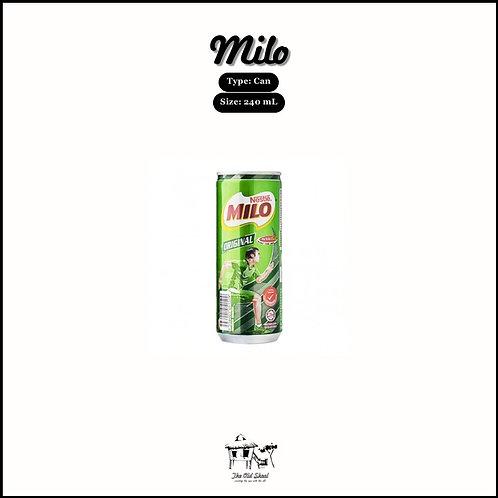 Milo | Beverage | The Old Skool SG