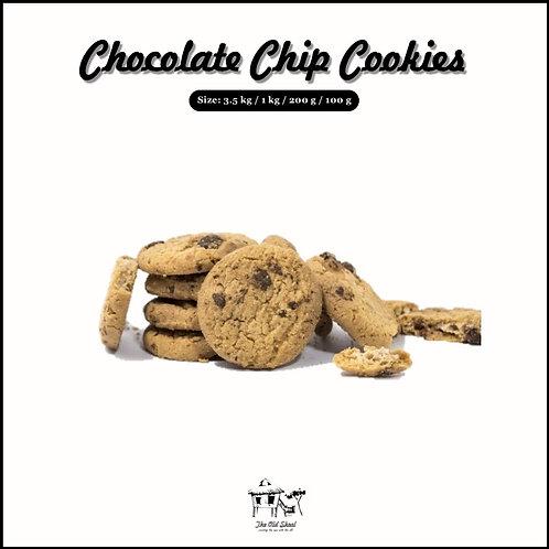Chocolate Chip Cookies | Biscuit | The Old Skool SG