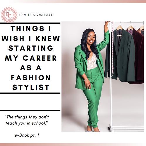 "Fashion Stylist Secrets: Things They Won't Tell You As A Stylist"""