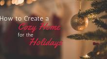How To Create A Cozy Home For The Holidays