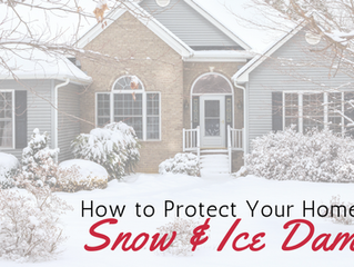 How to Protect Your Home from Snow and Ice Damage