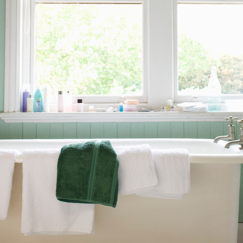 simple inexpensive bathroom updates