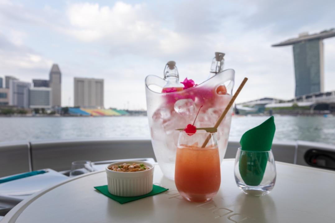 Singapore Sling Cruise