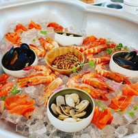 Delectable Seafood available on Flodoco