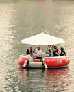 WaterB Cruises on Flodoco Donuts